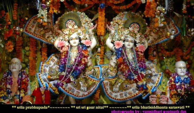 Iskcon New Delhi